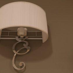lampada a muro