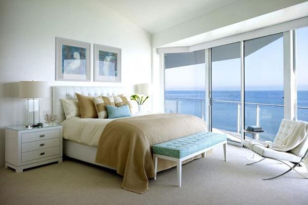 Lo stile estivo in camera da letto for Lo stile arredamenti
