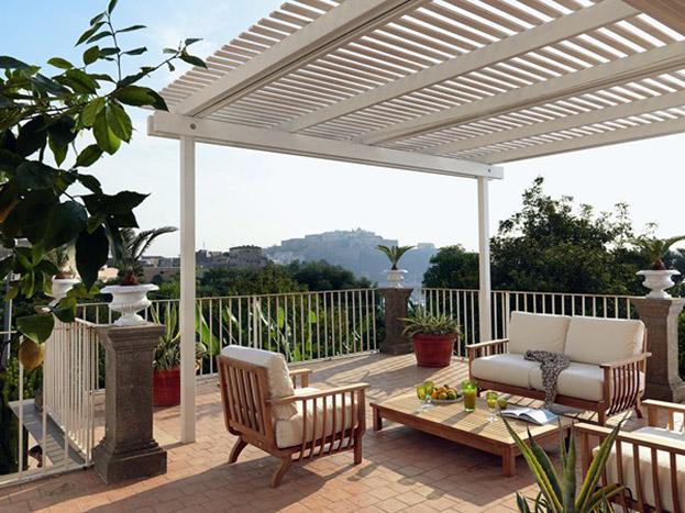 Come arredare il terrazzo: i suggerimenti di Castaldo Arredamenti ...