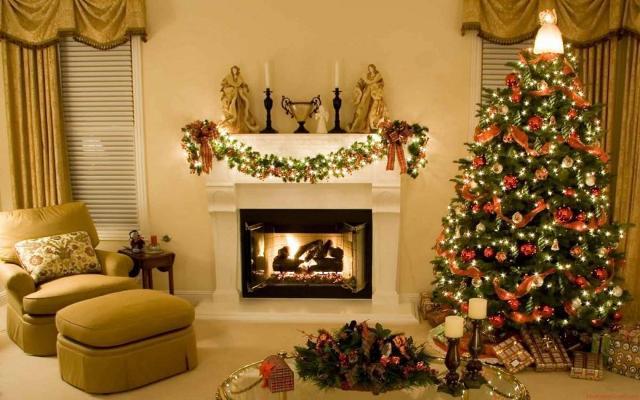 Sedie Decorate Per Natale : Arredare la casa per il natale castaldo arredamenti vi