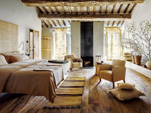 Lo stile toscano e la realizzazione di ambienti country chic