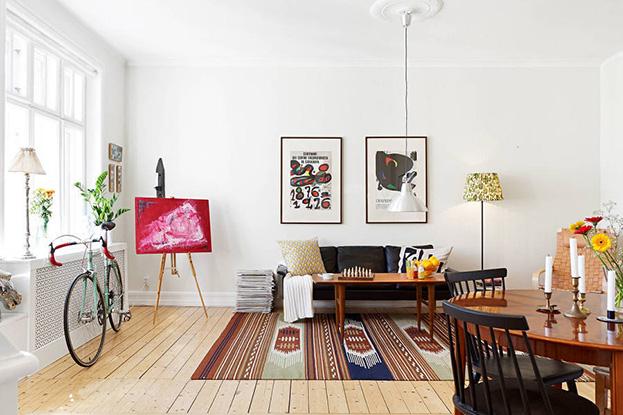 Arredamento Stile Pop Art : I quadri come complemento darredo: castaldo arredamenti vi dice