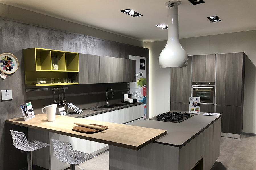 Cucina STOSA mod. \'\'REPLAY\'\' | Castaldo Arredamenti